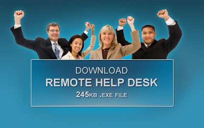 Download - Remote Help Desk - 245kb .exe file